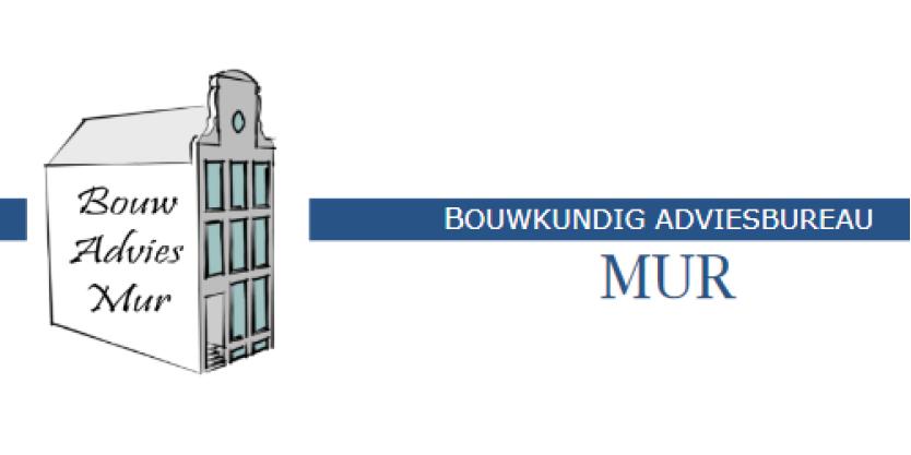 Bouwtechnische keuring door Bouwadvies Mur